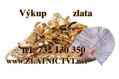 inzerát: Výkup zlata Zlaté zlomky, peníze v hotovosti www.ZLATNICTVI.net